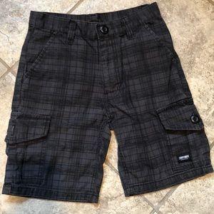 Boy's Plaid Zoo York Shorts